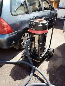 Maxblast Industrial 80 Ltr Wet And Dry Hoover