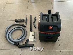 Metabo ASR25 L SC 240v Wet & Dry Vacuum Dust Extractor Please Read Description