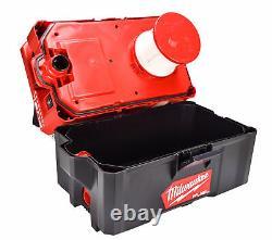 Milwaukee 0970-20 M18 FUEL PACKOUT 18V Li-Ion Cordless 2.5 Gal. Wet/Dry Vacuum