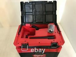 Milwaukee 0970-20 M18 FUEL PACKOUT 2.5 Gallon Wet/Dry Vacuum GR