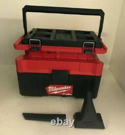 Milwaukee 0970-20 M18 FUEL PACKOUT 2.5 Gallon Wet/Dry Vacuum GRM