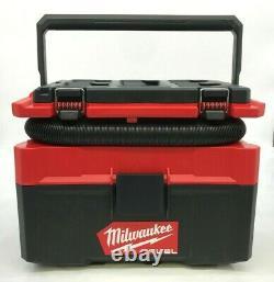 Milwaukee 0970-20 M18 FUEL PACKOUT 2.5 Gallon Wet/Dry Vacuum LN