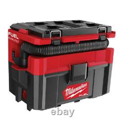Milwaukee M18 FPOVCL-0 18V FUEL PACKOUT Wet & Dry Vacuum 4933478187 Body Only