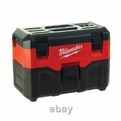 Milwaukee M18 VC2-0 Cordless Wet/Dry Vacuum
