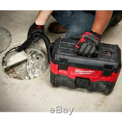 Milwaukee M18VC2 18V Wet & Dry Vacuum 2nd Generation Body only 4933464029