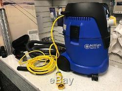 Nilfisk Aero 26-21 Wet & Dry Vacuum Cleaner 1250W 15.3/14.5Ltr 110V -N