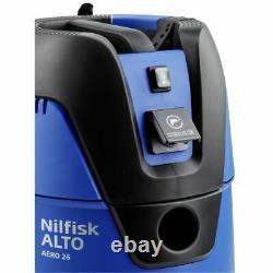 Nilfisk Aero 26-21PC Wet & Dry Vacuum 1250w 240v Extractor Power take off