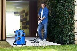 Nilfisk Multi II 22T Wet & Dry Vacuum Cleaner With Power Take Off 230V