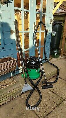 Numatic George GVE370-2 Wet & Dry Vacuum Cleaner Green in Perfect condition