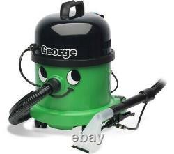 Numatic George Wet/Dry Vacuum Cleaner Green. NEW