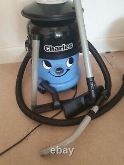 Numatic Henry CHARLES Hoover CVC370 Vacuum Industrial Refurbished Wet/Dry