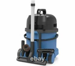 Numatic Hoover, Charles Wet and Dry Cleaner Blue (CVC370)