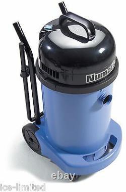 Numatic Professional Wet'N' Dry Commercial Vacuum Cleaner Kit AA12 WV470 240v