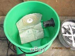 Numatic / We + Dry George Vacuum Gve 370 -2 230 Volts 1200 Watts Max