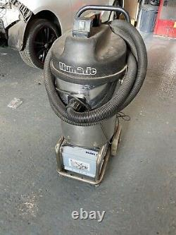 Numatic hoover WVB-750 2 professional valeting battery Powered Henry