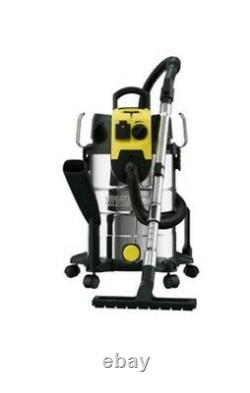 Parkside Wet & Dry Vacuum Cleaner 30L PWD 30 A1