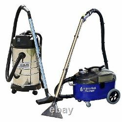 Pro Valet Carpet Extraction Upholstery Cleaner & KV30B Wet Dry Vacuum Package