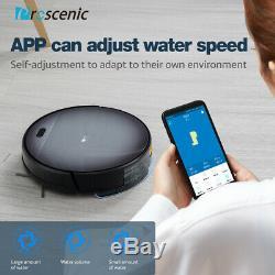 Proscenic 800T Alexa Vacuum Cleaner Robot Carpet Auto Robotic Sweep Dry Wet Mop