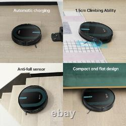 Proscenic 850P Alexa Robotic Vacuum Cleaner 3 in1 Dry Wet Mopping Map Navigation