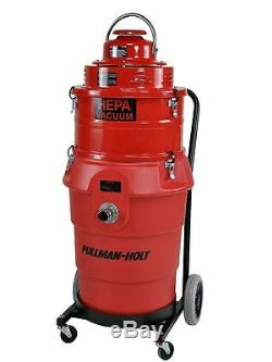 Pullman-Holt 102HEPA-Wet/Dry 12 Gallon Commercial HEPA Vacuum B160421