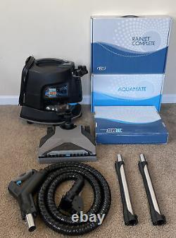 Rainbow SRX Deluxe Vacuum WithAquamate & Rainjet + Accessories. RHCS19 TYPE 120