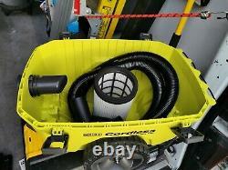 Ryobi Cordless Wet And Dry Vacuum Brand New 18v One Plus