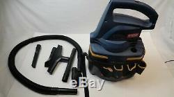 Ryobi P3200 Cordless 18 volt One+ Wet / Dry Portable Shop Vac Vacuum