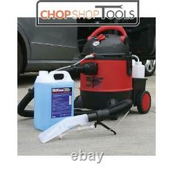 Sealey PC310 Valeting Machine Wet & Dry with Accessories 20L 1250With230V