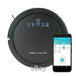 Smart Vacuum Cleaner Robot Pet WIFI Automatic Multi-Surface Cleaner Wet & Dry