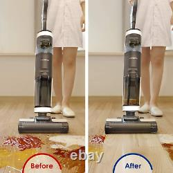 Tineco Cordless Wet Dry Vacuum Cleaner, FLOOR ONE S3, Smart Suction Lightweight