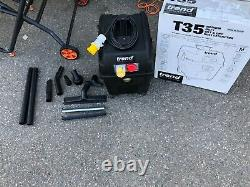 Trend T35 M Class Wet & Dry Vacuum Dust Extractor 110v (1)