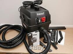 Trend T35/a M Class Wet & Dry Vacuum Dust Extractor 230v