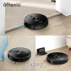 Ultenic D5s Alexa Robotic Vacuum Cleaner Floor Dry Wet Mopping Pet Hair Sweeper
