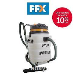V-TUF MAMMOTH240 240V Wet Dry 90L Industrial Vacuum Cleaner