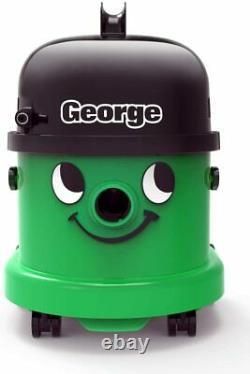 Vacuum, Cleaner Henry George Wet and Dry 15 Litre, 1060 Watt, Green