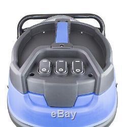 Wet & Dry Vac 100L- BIGGER THAN 80L Industrial Vacuum Cleaner Vac 3000W HYUNDAI