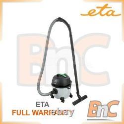 Wet/Dry Vacuum Cleaner Eta 086990000 EFEKTIV 1400W Full Warranty Vac Hoover